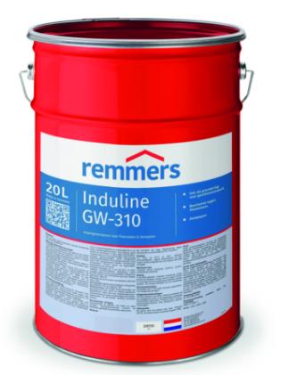 Induline GW-310 diepzwart